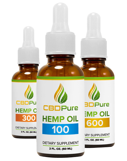 Natural Pure Cbd Oil