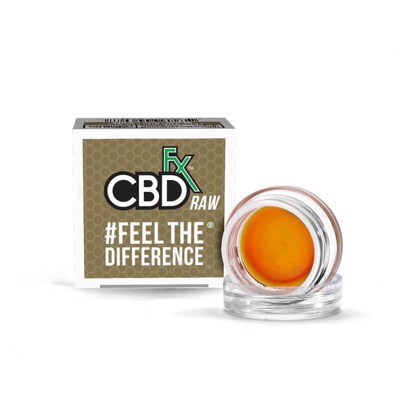 CBDfx wax dabs